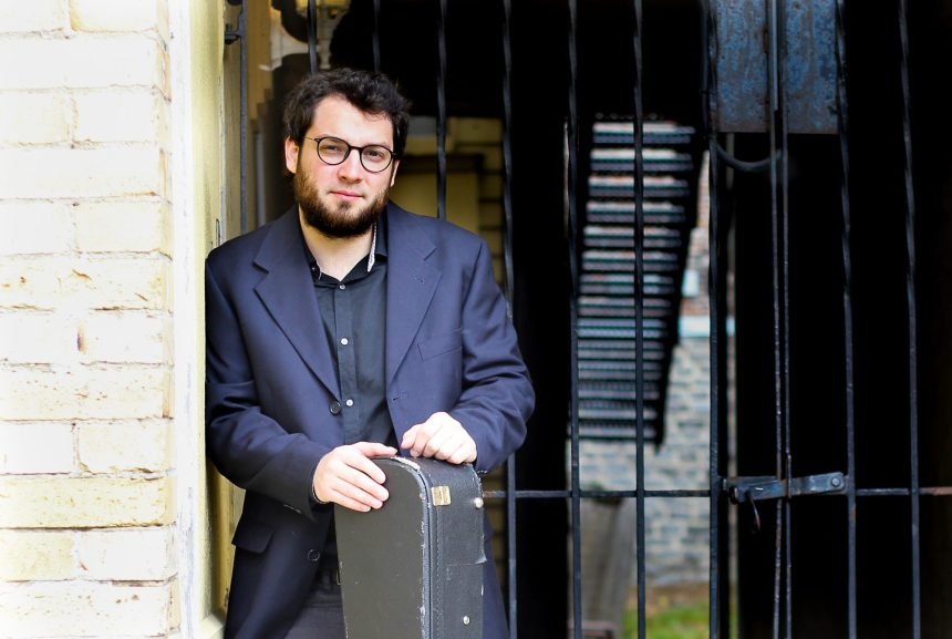 Guitare classique: Bruno Gauthier-Bellerose, de jeunes mains douées
