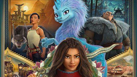 Sur vos écrans cette semaine…«Raya et le dernier dragon», «Un Amour impossible», «La Daronne»
