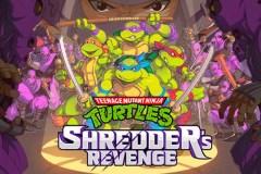 Teenage Mutant Ninja Turtles: Shredder's Revenge annoncé