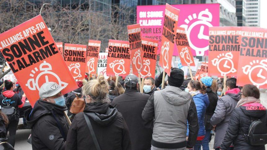 Des enseignants seront en grève une partie de la journée du 14 avril