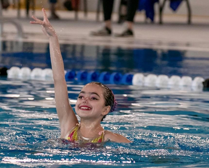 Bourse FAEQ: une jeune nageuse du Plateau récompensée