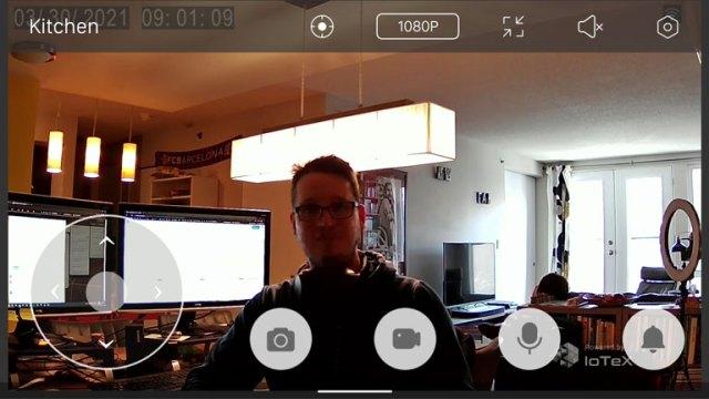 aperçu caméra surveillance protection données blockchain chiffrement