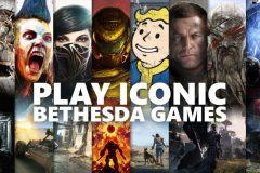 Xbox Game Pass : 20 jeux de Bethesda ajoutés au service
