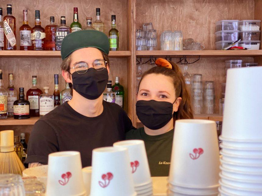 Le Cafécoquetel, un lieu d'échange