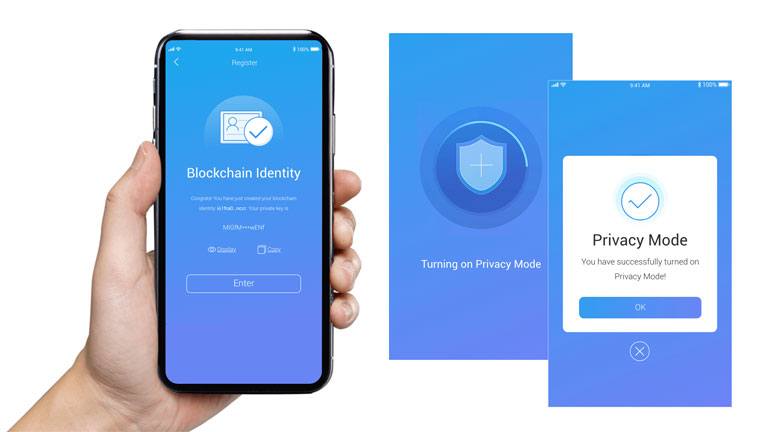 caméra surveillance protection données blockchain chiffrement cryptage
