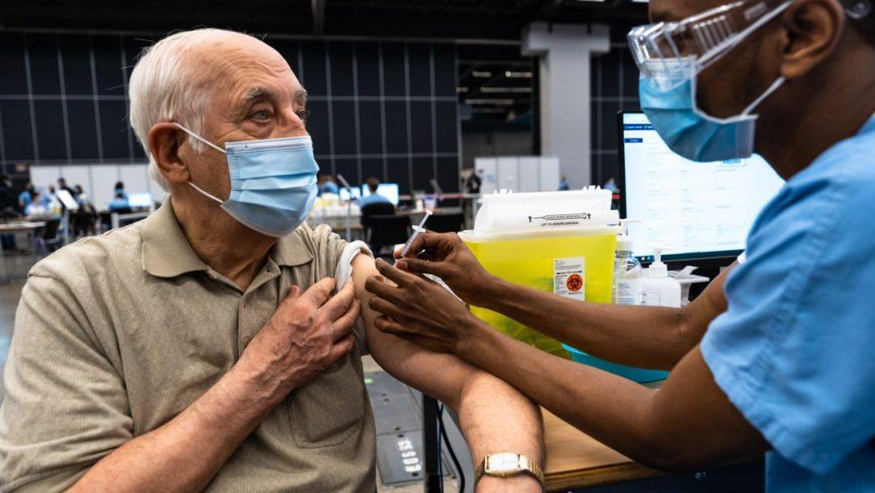 Vaccination Palais des congrès