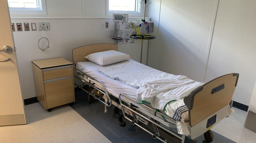 Ouverture du bâtiment modulaire: plus de lits pour l'Hôpital de Verdun