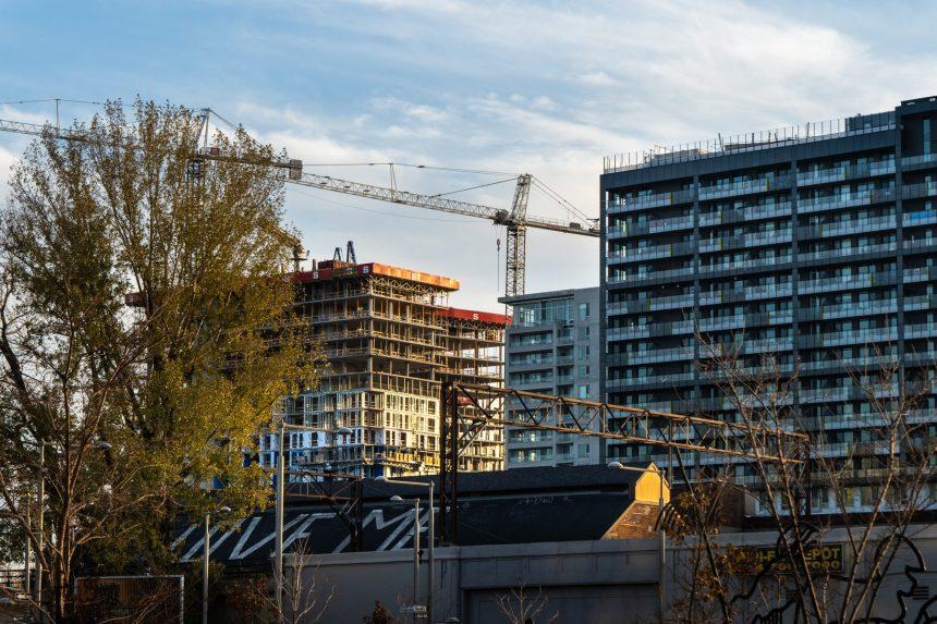 Le tiers des chantiers reportés pour favoriser la relance de Montréal