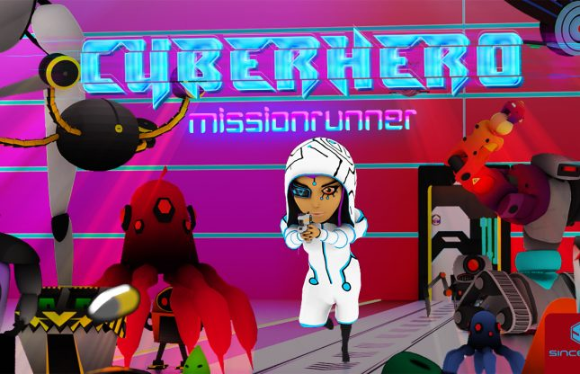 Cyber Hero – Mission Runner : notre entrevue exclusive