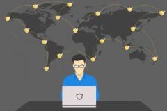 Cybersécurité: La liste des pays les plus touchés par des virus et logiciels malveillants en 2021