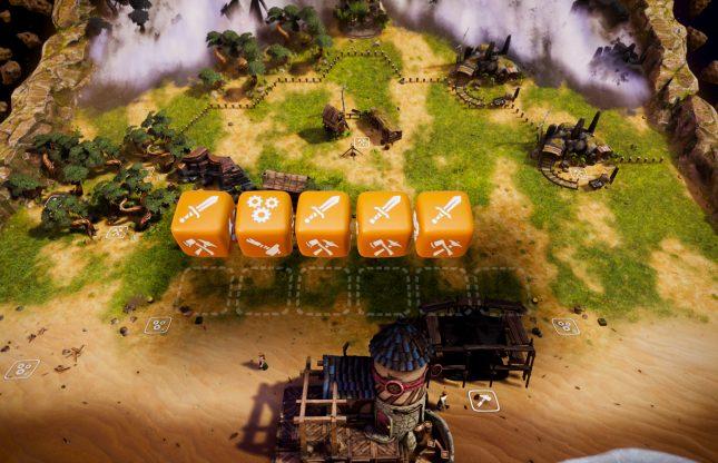 Découvrez Dice Legacy, un nouveau jeu de survie avec des dés