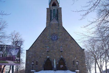 Église Saint-Enfant-Jésus: Québec sera à l'écoute