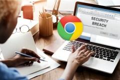 Une 3e faille de sécurité critique touche le navigateur Google Chrome en 2021