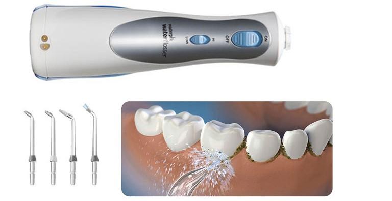 hydropulseur sans fil remplace soie dentaire tous types dents