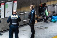 La CSP se prononce en faveur des constables spéciaux à la STM