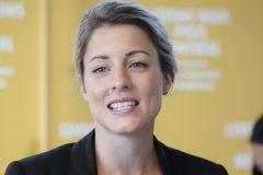 Vrai changement, l'ancien parti de Mélanie Joly, met fin à ses activités