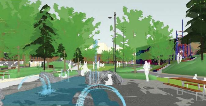 Projet MIL: un nouveau parc sera aménagé dans Parc-Extension