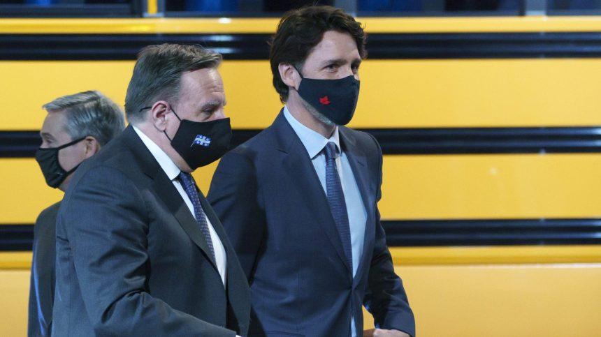 Variant indien: l'Assemblée nationale demande à Trudeau d'intervenir