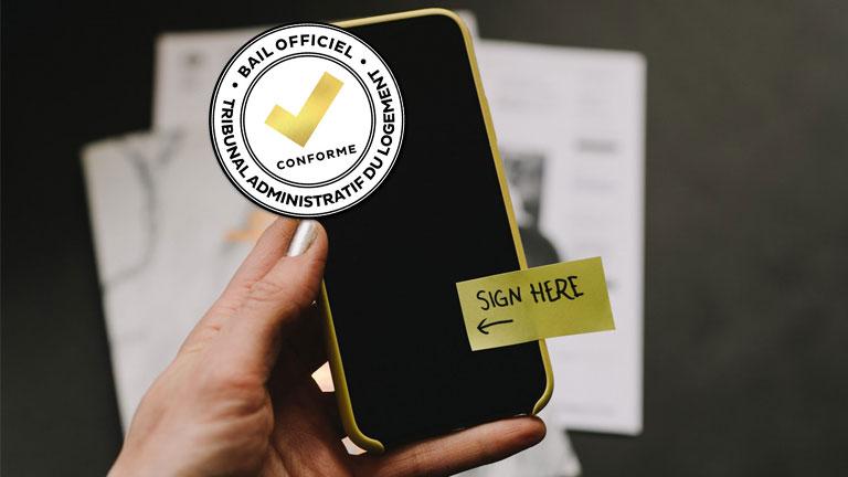 signature électronique assurance locataire bail électronique propriolocation