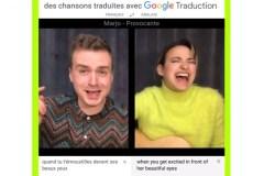 Le trio Soly-Lagacé-Google Traduction est de retour… Du français à l'anglais!