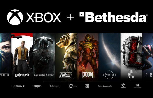 Les prochains jeux Bethesda seront exclusifs à Xbox Game Pass