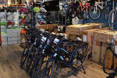 Manque de vélos pour la saison 2021 chez Bicyclettes Rossi à Lachine