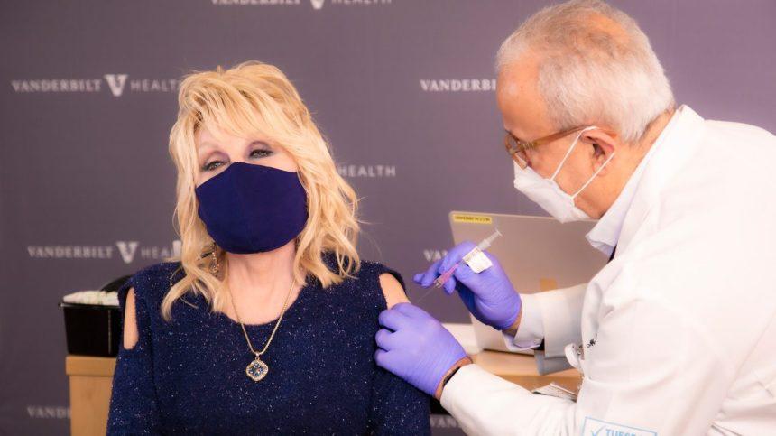 Looks de vaccination