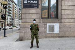 Les Fusiliers Mont-Royal: moins de formations, plus de candidatures