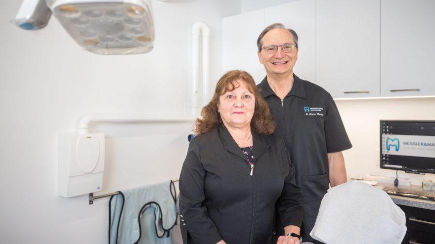 Centre dentaire Messier & Martin: une histoire de famille
