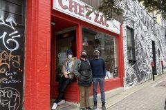 Chez Zac Pizzeria: de musicien à pizzaïolo sur Le Plateau
