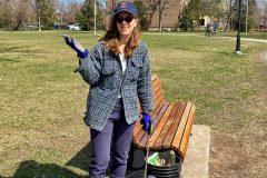 Embellir les espaces verts du Sud-Ouest un déchet à la fois