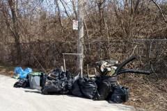 Mobilisation pour plus de propreté à Ahuntsic-Cartierville