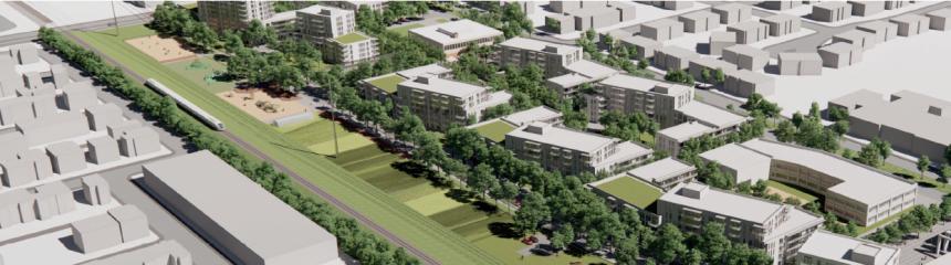 Les futurs logements sur Louvain Est inquiètent les riverains