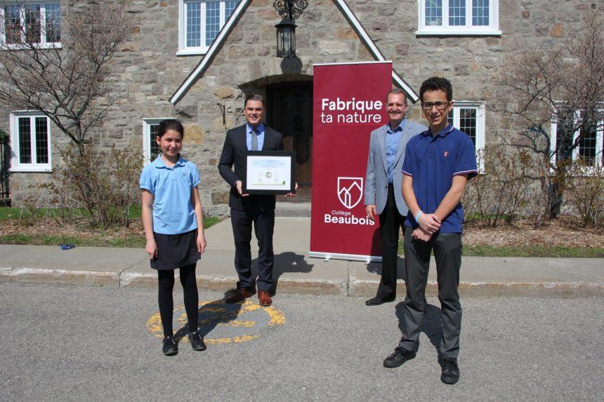 Premières écoles certifiées en gestion durable