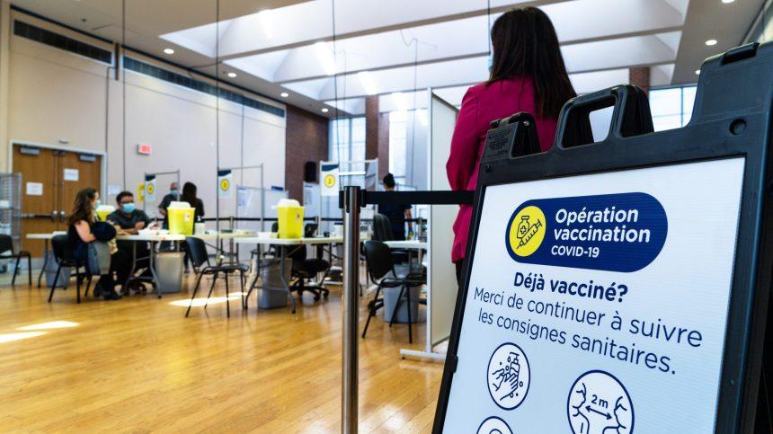 Vaccination: 100 000 doses administrées dans l'Ouest