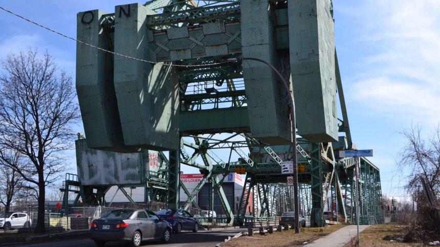 Travaux sur les ponts à Lachine et LaSalle