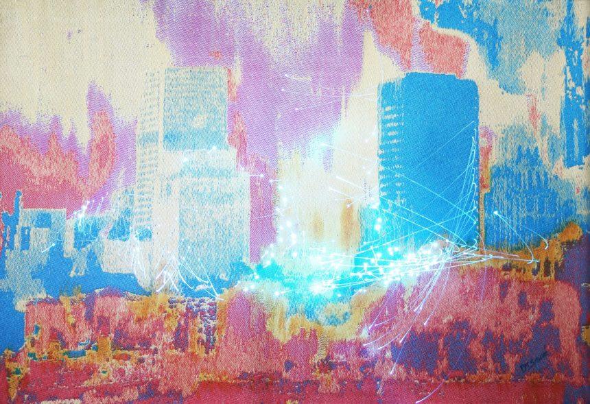 Exposition: une rétrospective tapissée sur fibres