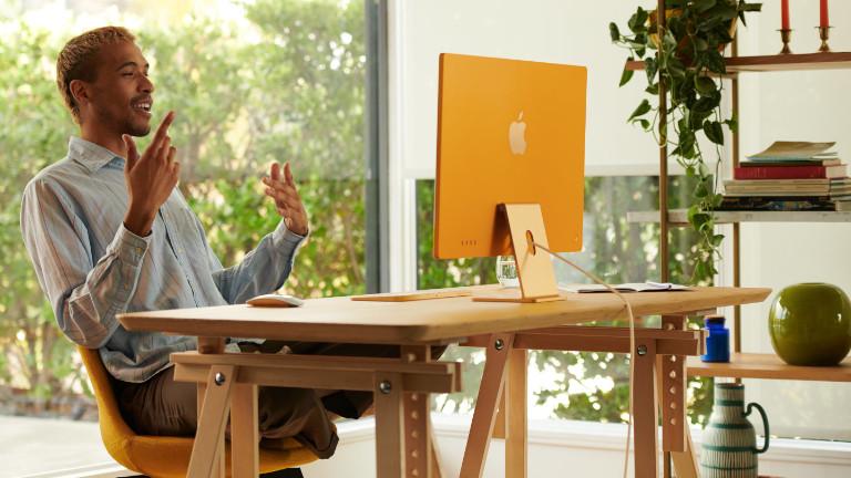 Apple iMac ordinateur bureau