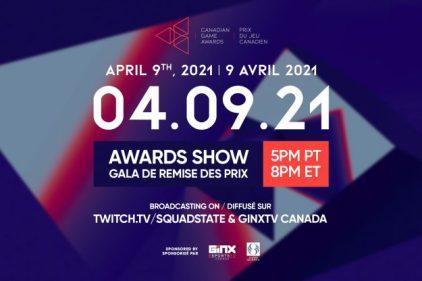 Les prix du jeu canadien 2021: voici les vainqueurs