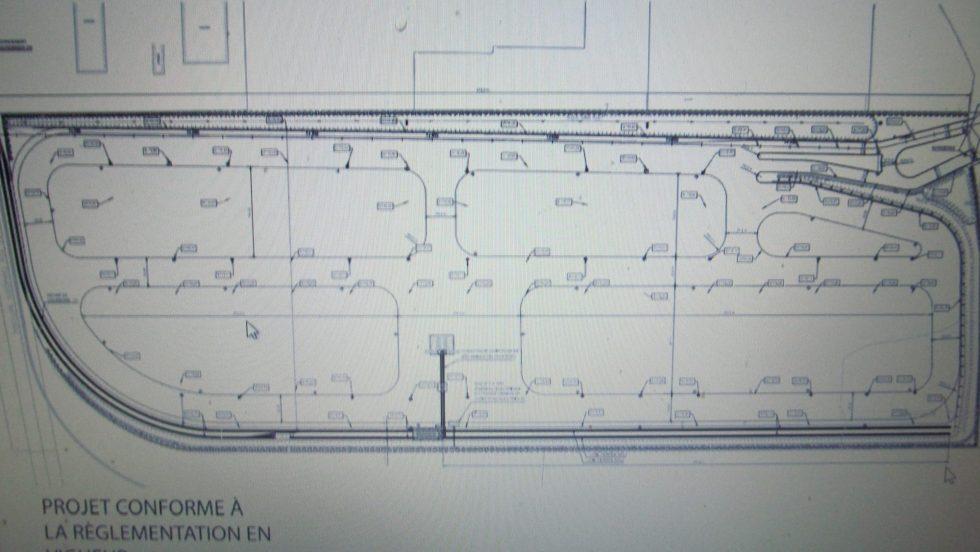 Plan du projet de Ray-Mont-Logistique