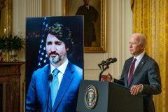 Trudeau doit frapper fort au «Sommet Biden», lancent des organismes
