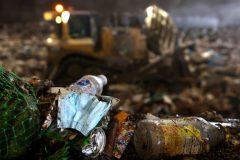 Le casse-tête du recyclage des masques