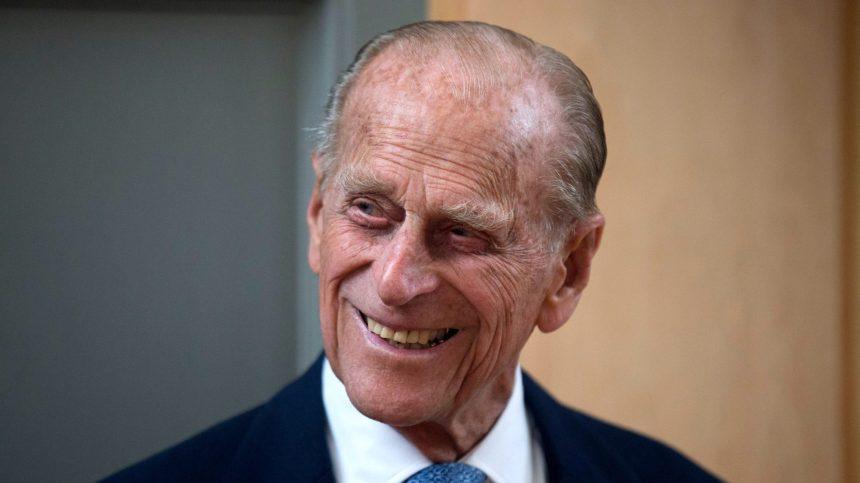 Le Prince Philip, époux de la reine Elizabeth II est mort
