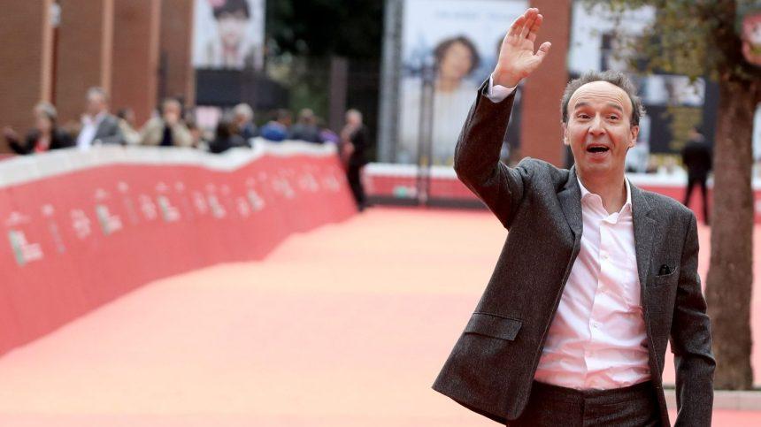 Roberto Benigni recevra le Lion d'Or à la Mostra de Venise pour l'ensemble de sa carrière