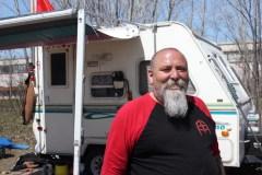 Itinérance: retour des campements à Montréal