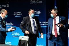 Québec veut faire mousser l'intérêt pour la vaccination de masse