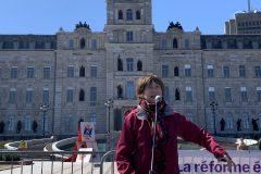 Minuit moins une pour la réforme du mode de scrutin au Québec