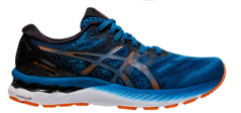 Asics - Gel-Nimbus 23 - Chaussures de course à pied pour homme