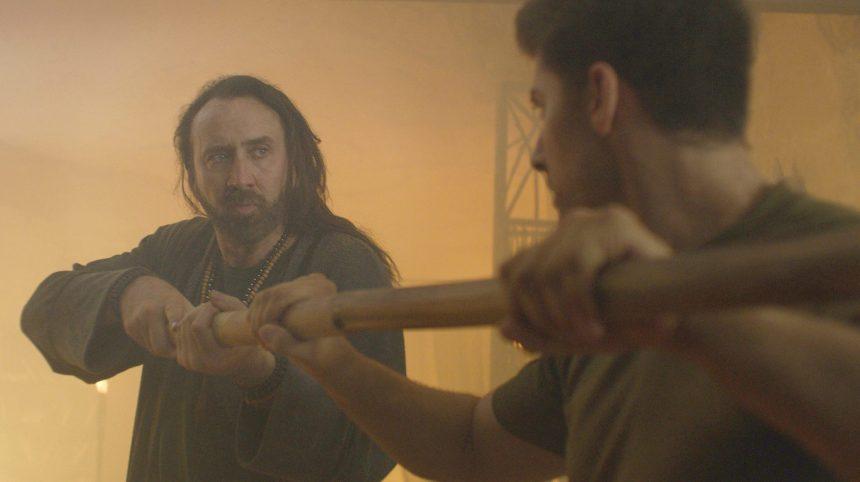 «Jiu Jitsu», une expérience de tournage très originale pour Alain Moussi