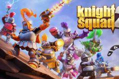 Knight Squad 2 arrive et mets le party dans la cabane
